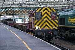 08866 R00752 Carlisle D210bob D100 (D210bob) Tags: 08866 r00752 carlisle d210bob d100 railwayphotographs railwayphotography railwayphotos railwaysnaps class08 shunter londonmidland londonmidlanddivision northwestrailways westcoastmainline nikon nikond100 ews freighttrain