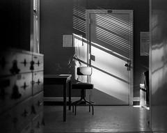 Bry Hall (wlwarner) Tags: pentax spotmatic spii 35mm film bw bryhall photolab artdepartment photography nlu ulm monroe louisiana usa stillness silence watervapor dust light gravity time