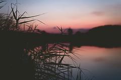 Morning Mood (Christoph Wenzel) Tags: deutschland wachsenburg herbst wasser burg thüringen tamron2875mmf28diiiirxd sonnenaufgang berg reflektion mühlberg langzeitbelichtung sonyalpha7riii dreigleichen