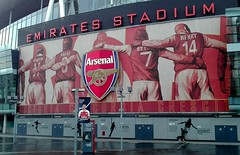 Arse (che1899) Tags: arse arsenal emirates