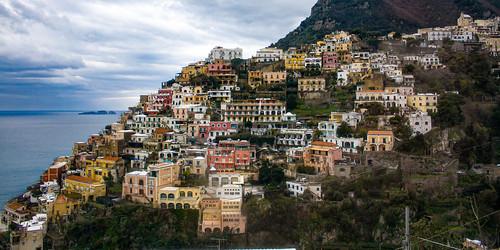 Cote Amalfitaine - Positano