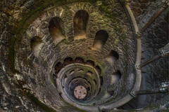 The Well (Bram de Jong) Tags: quintadaregaleira portugal sintra initiationwell well mesonic tarot decay architecture fujifilmxt3 ngc tripadvisor lonelyplanet unesco worldheritage