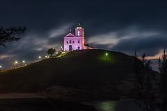 Saquarema - RJ (mariohowat) Tags: paróquianossasenhoradenazareth saquarema longaexposição riodejaneiro noturnas amanhecer brasil canonrp