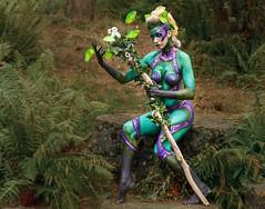 DSC6485 (EberhardPhoto aus Hagen) Tags: bodypainting elfia elffantasyfair eff arcen frau farbe festival fantasy
