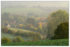 Early autumn-morning (hjhoeber2) Tags: aposonnar batis28135 zeiss batis sony a6000 landscape nature autumn sonyalpha germany deutschland lippe teutoburgerwald morgennebel morningmist