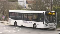 Borders Buses 11710 SN17 MUB (08/11/2019) (CYule Buses) Tags: service60 bordersbuses wcm westcoastmotors enviro200 alexanderdennis alexanderdennisenviro200 sn17mub 11710