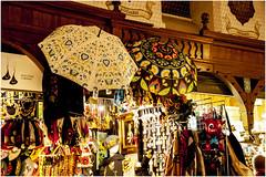 618- BAZAR EN EL MERCADO DE PAÑOS - CRACOVIA - (--MARCO POLO--) Tags: ciudades rincones mercados bazar