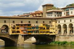 Florenz - Firenze 2019 - Ponte Vecchio (PictureBotanica) Tags: italien italy toscana toskana reise gemäuer historisch ponte vecchio