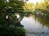 Río de Japón (Samuel Avilés) Tags: japón casajaponesa paisaje castillojaponés japonés otoño bandera banderajapón banderajapon hiragana río bosquedebambu bosque bambú