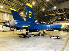 163462 F/A-18C US Navy Blue Angels (RedRipper24) Tags: