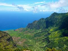 NaPali coast (Leguman vs the Blender) Tags: hawaii kauai polynesia pacific napali lumix