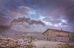 Rifugio Lavaredo (ESTjustPHOTO - Elias S Tilavgi) Tags: landscape landscapephotography tre cime de ladavero scenery scenic mountains