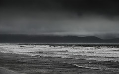Inch Strand, Co Kerry, Ireland. (2c..) Tags: kerry best mountain ivreagh pensinsula moody water sea rain beach 2c 2cimage digital marked ireland landscape irish wild altantic way surf