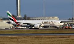 Emirates A6-EFI, OSL ENGM Gardermoen (Inger Bjørndal Foss) Tags: a6efi emirates boeing 777 cargo osl engm gardermoen