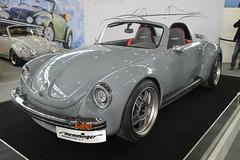 Memminger Roadster 2.7 (Mc Steff) Tags: memminger roadster 27 vw käfer bug beetle volkswagen retroclassicsstuttgart2018 cabriolet cabrio convertible umbau conversion
