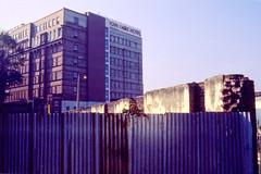 London Park Hotel (AntyDiluvian) Tags: greatbritain england london hotel britain knoll 1973 elephantandcastle londonparkhotel carpound vintage