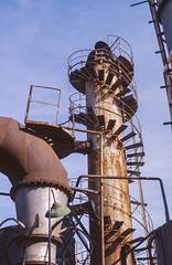 Offline Power Plant (Taomeister) Tags: ektachromee100 contaxg2 beijingchina 798artzone planart45mmf2 newektachrome kodake100