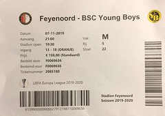 "Feyenoord - YB 1:1 (1:0) • <a style=""font-size:0.8em;"" href=""http://www.flickr.com/photos/79906204@N00/49033466648/"" target=""_blank"">View on Flickr</a>"