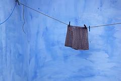 Laundry (JLM62380) Tags: laundry lessive bermuda afrique africa chefchaouen morocco town ville bleu blue painting peinture