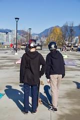 Skate Jam at Helena Gutteridge Plaza (VIVA_Vancouver) Tags: vivavan vancouverskateboardcoalition vsbc vivask8 publicspace skate sk8 vivavancouver tacticalurbanism