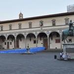 03 Филиппо Брунеллески. Воспитательный дом 1419-1444