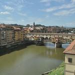 02 Флоренция. Понте Веккио. Архитектор Нери ди Фьораванти, 1345 г