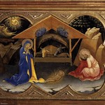 17 Лоренцо Монако Рождество 1414 Уффици