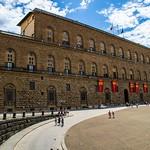 10 Лука Франчелли. Палаццо Питти Главный фасад 1448-1464