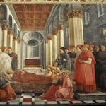 33f Филиппо Липпи Похороны св первомч.Стефана, 1461-65