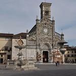 33 Собор св. Стефана в Прато 1211-1340. фасад - 1457
