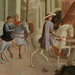 29 Песеллино Сцены из жизни Гризельды, фрагмент 1445-50 Академия Бергамо
