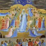 37 Фра Анджелико. Успение и Вознесение Богородицы., 1432