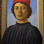 53с Филиппино Липпи. Портрет юноши, 1485