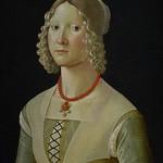 64 Давид Гирлондайо. Портрет Саваджо Сасетти, 1488. Метрополитен