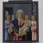 69 Пьеро дела Франческа Мадонна ди Сенигалия, 1474. Галерея Урбино
