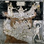 92d Аллегория Фортуны. Напольная мозаика Сиенского собора, 1505