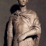 95 Донателло. св.Георгий, 1416-17. Барджелло, Флоренция