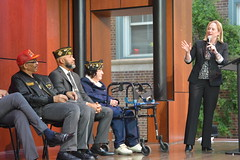 """20191107.Veterans Day Observance Ceremony • <a style=""""font-size:0.8em;"""" href=""""http://www.flickr.com/photos/129440993@N08/49033667496/"""" target=""""_blank"""">View on Flickr</a>"""