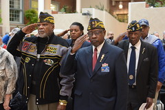"""20191107.Veterans Day Observance Ceremony • <a style=""""font-size:0.8em;"""" href=""""http://www.flickr.com/photos/129440993@N08/49033672746/"""" target=""""_blank"""">View on Flickr</a>"""