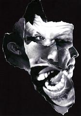 Tom Waits (Graeme Jukes) Tags: collage popart portrait tomwaits