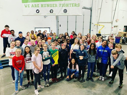 Minnehaha Academy Packing Event, 11/6/19