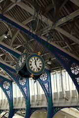 A Grand Time Was Had (dhcomet) Tags: london grandavenue clock smithfield meat market arched roof
