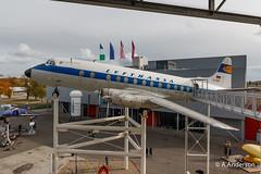 Vickers Viscount D-ANAF Lufthansa 20181027 Speyer (steam60163) Tags: speyer lufthansa vickers viscount