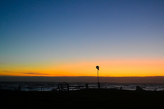 Let's dream. (Mark Melzi) Tags: adventure landscape planetearth southamerica nikonexperience photojournalism travel documentaryphotography patagoniachilena pacificocean sea biobio chile patagonia minimalism island mochaisland sunset sunsetscape sunsethunter