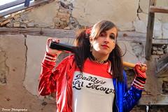 IMG_2033 (Dorian.photos.Portrait) Tags: harleyqueen cosplay dccomic cosplayfrance