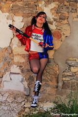 IMG_1898 (Dorian.photos.Portrait) Tags: harleyqueen cosplay dccomic cosplayfrance