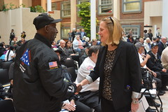 """20191107.Veterans Day Observance Ceremony • <a style=""""font-size:0.8em;"""" href=""""http://www.flickr.com/photos/129440993@N08/49033889142/"""" target=""""_blank"""">View on Flickr</a>"""