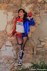 IMG_1895 (Dorian.photos.Portrait) Tags: harleyqueen cosplay dccomic cosplayfrance
