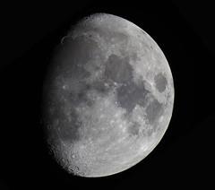 20191107 Moon (Roger Hutchinson) Tags: celestronedgehd11 celestron canoneos6d canonphotography canon london astrophotography astronomy space moon