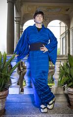 _MG_3097 (Mauro Petrolati) Tags: riccardo shinji ikari lucca comics games 2019 kimono yukata cosplay cosplayer neon genesis evangelion version palazzo pfanner